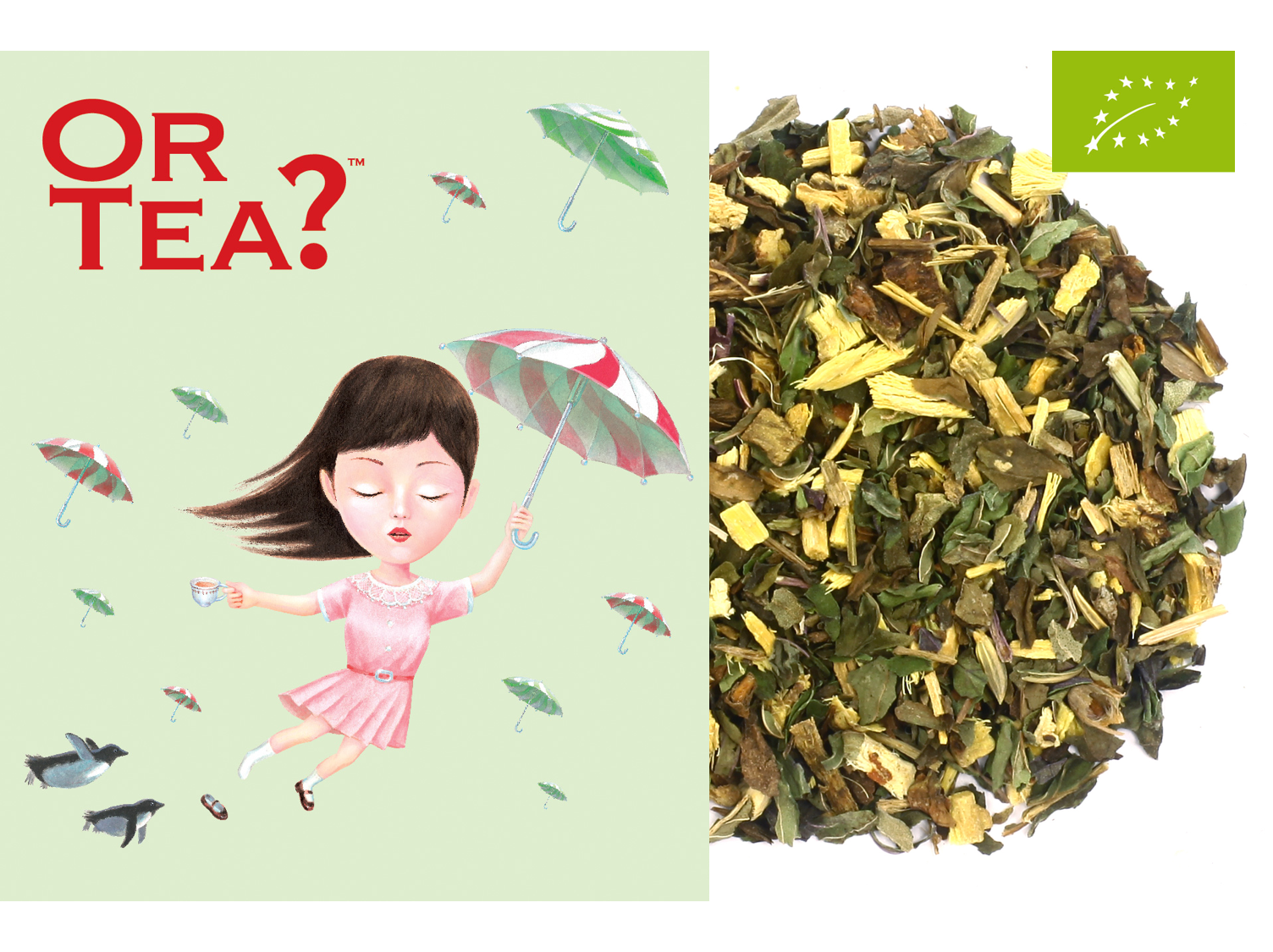 Or Tea? - Combo Box - The Chill Box - Zelfgemaakte ijsthee